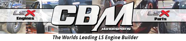 cbm motorsports logo