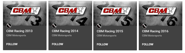 CBM Racing Google_ Collections
