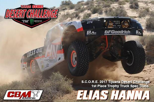 hanna 2017 score desert challenge