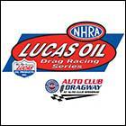 nhra lucas oil logo