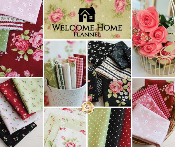 New Welcome Home Flannel Kits New Diy Video