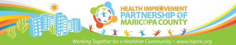 Health Improvement Partnership of Maricopa County Masthead