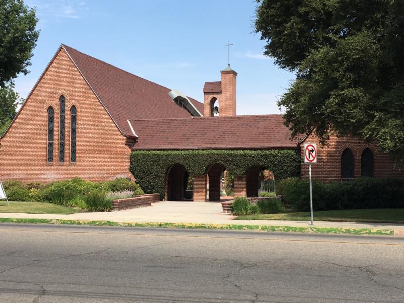 St Paul's Episcopal Church, Visalia