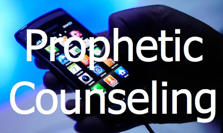 Receive Prophetic Counseling