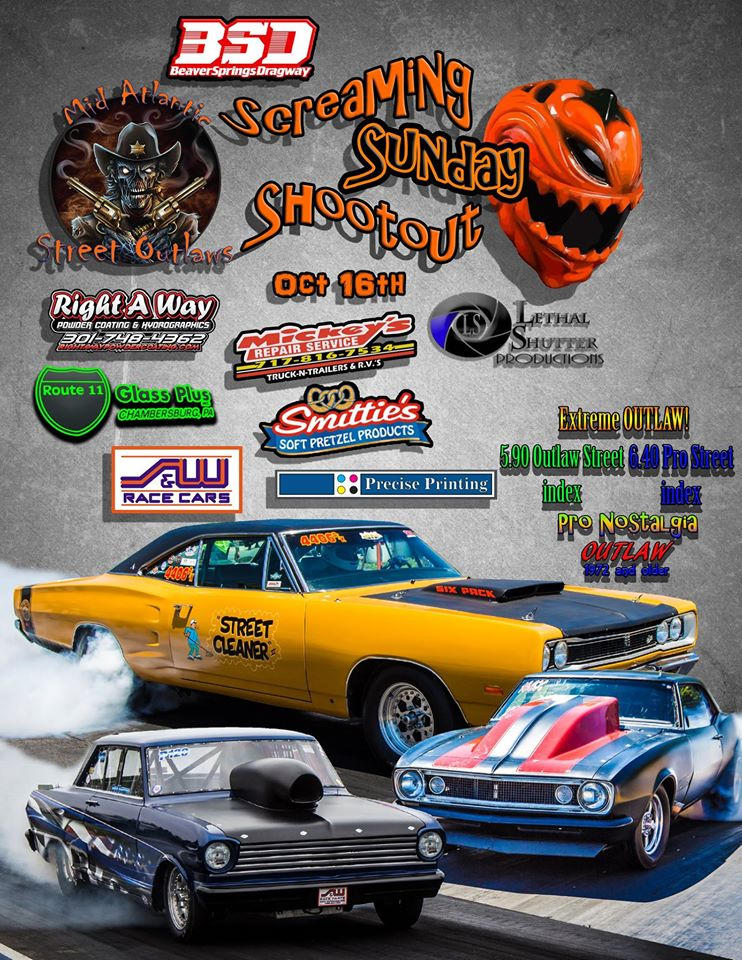 SW Race Cars, Rods and Fall Sales