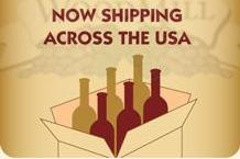 WoodMill Winery Shipping