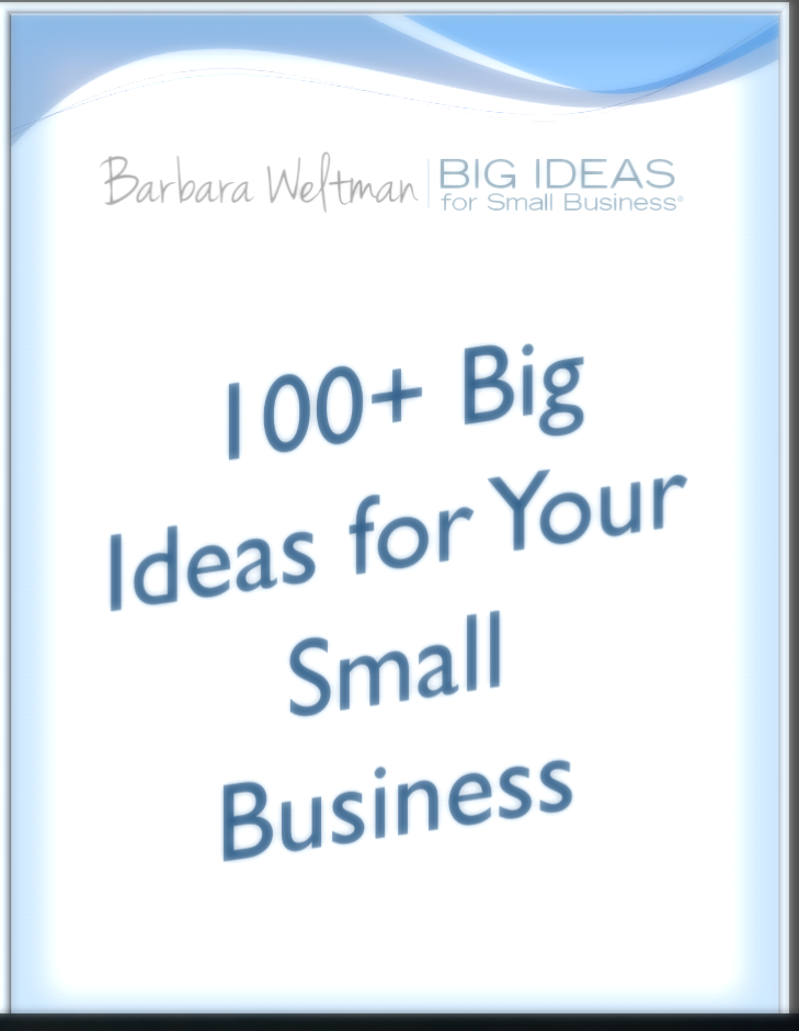 100_ Big Ideas for Your Small Business