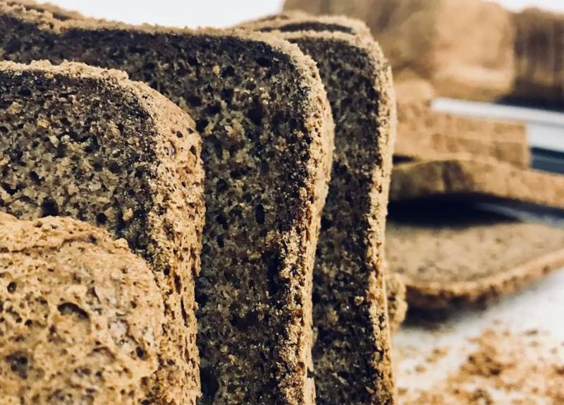 Mindful Baking gluten free bread