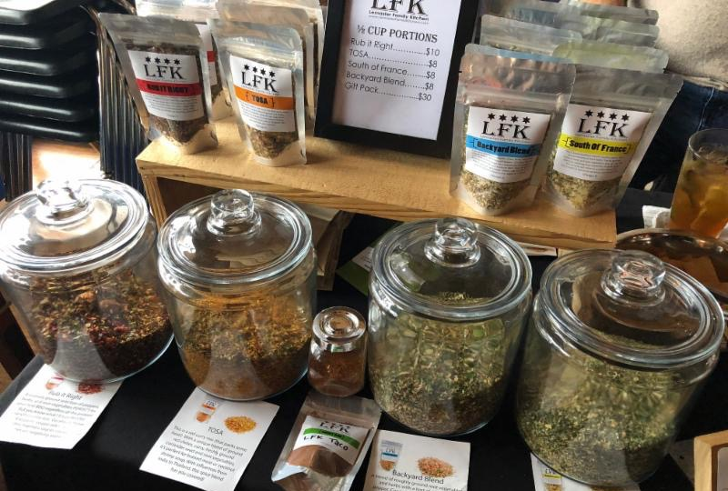 LFK Spices Lemaster Family Kitchen Spice