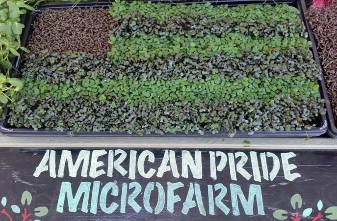 American Pride Microfarm