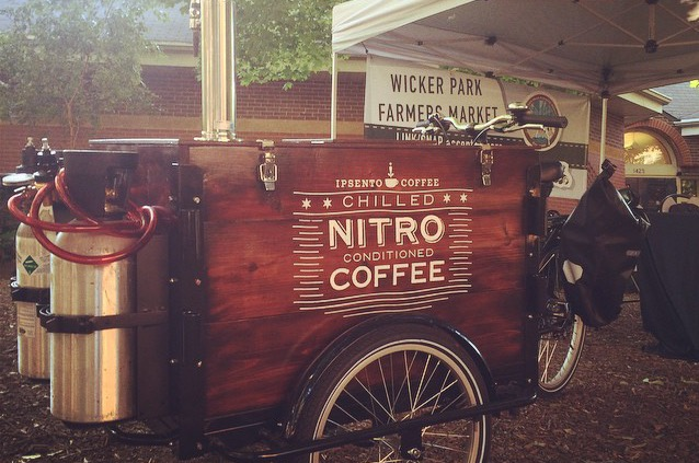 Ipsento Nitro Bike Coffee