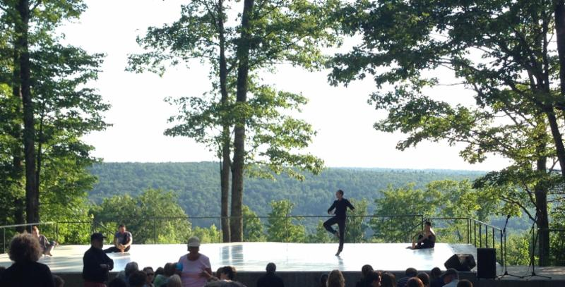 Jacob's Pillow Inside Out