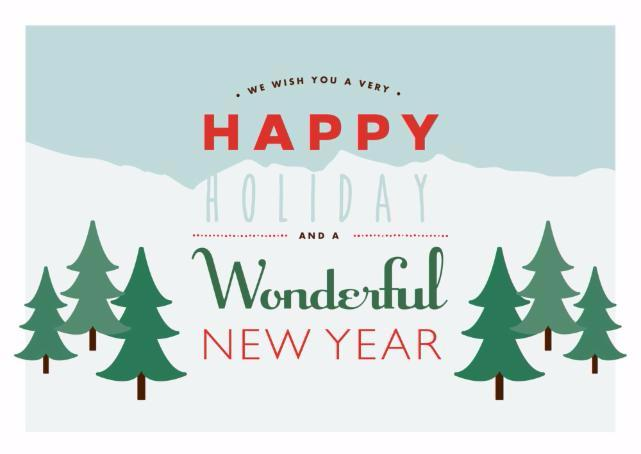 Happy Holidays From Medforms