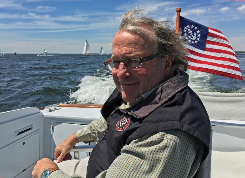 Commodore James Gubelmann