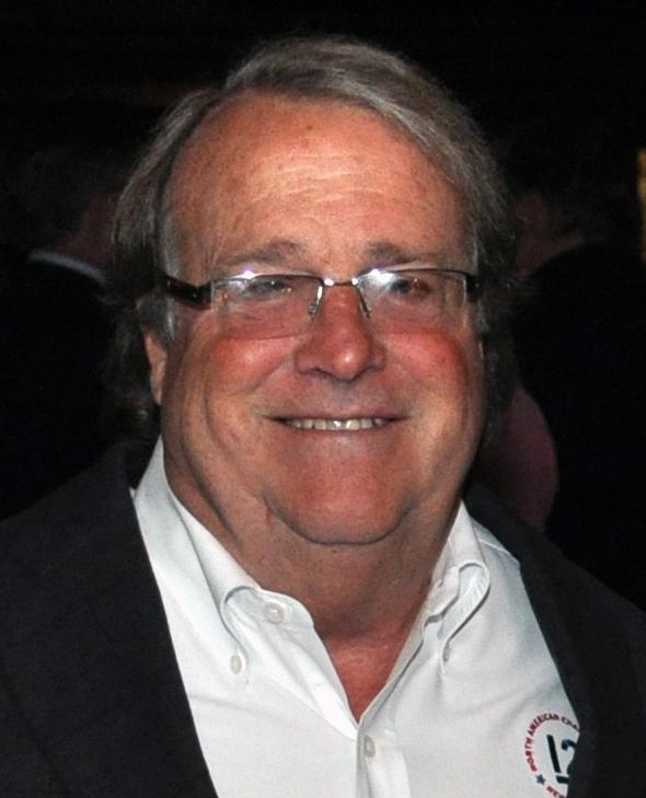 Commodore Jimmy Gubelmann