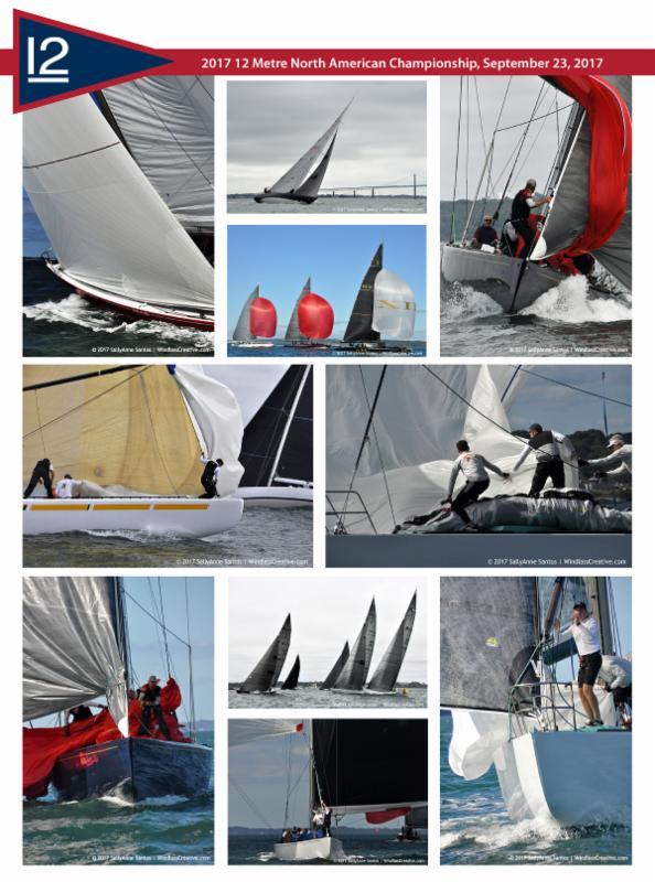 2017 12mR North American Championship photos by SallyAnne Santos _ Windlass Creative