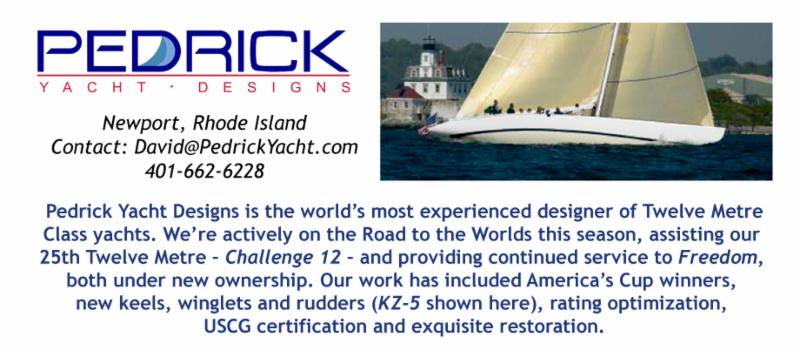 Pedrick Yacht Designs