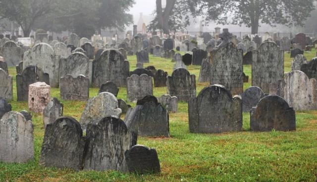 Common Burying Ground_ Newport