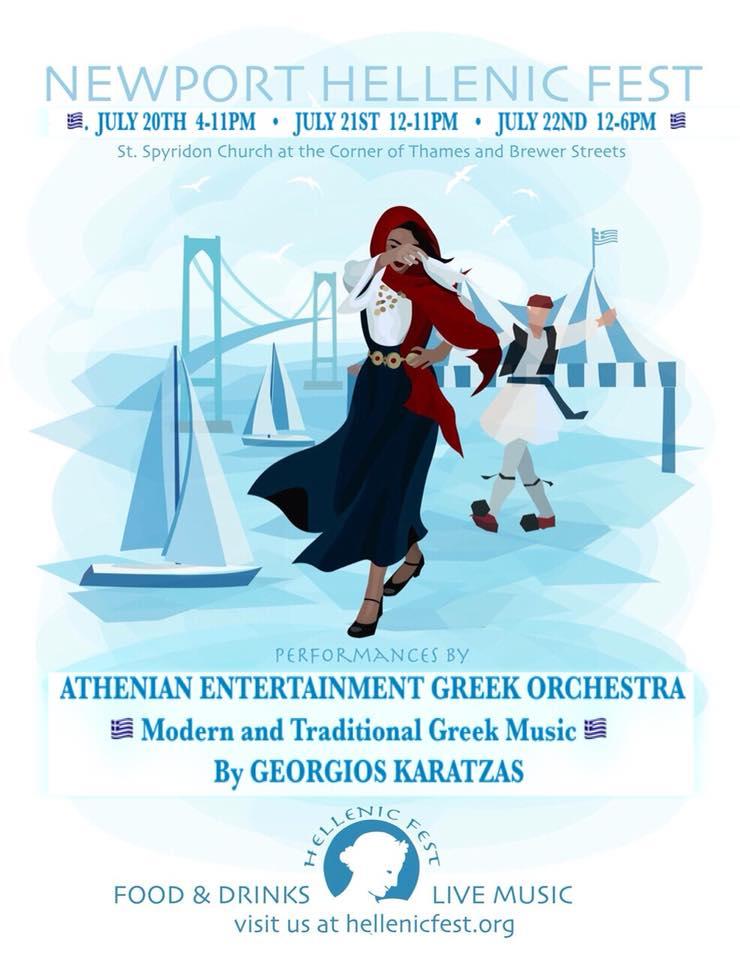 Newport Hellenic Festival
