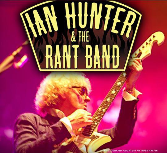 Ian Hunter Rant Band