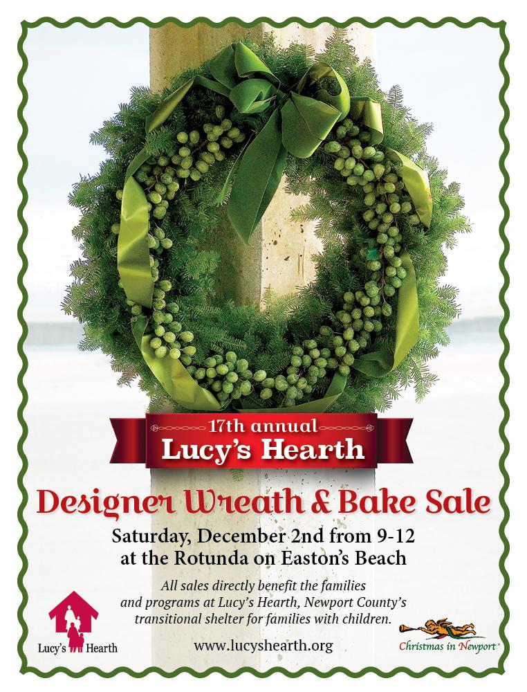 Lucy_s Hearth Designer Wreath _ Bake Sale