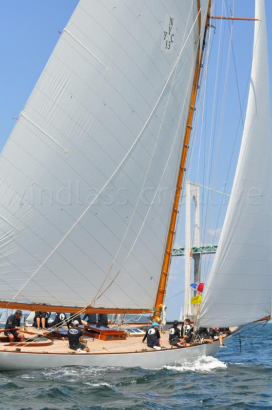 Classic Yacht Regatta by SallyAnne Santos