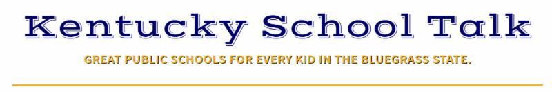 Kentucky School Talk logo