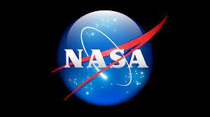 A NASA logo.