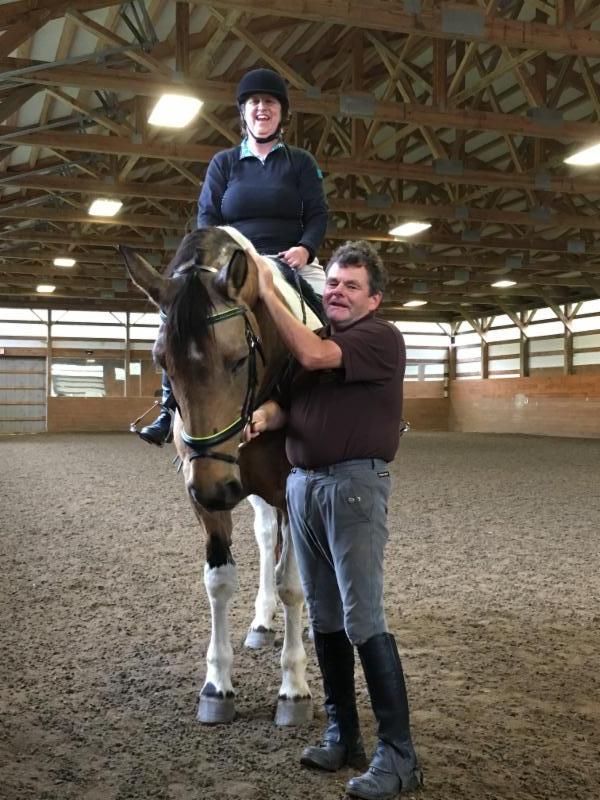 Three Usef Uspea National Para Equestrian Dressage Centers