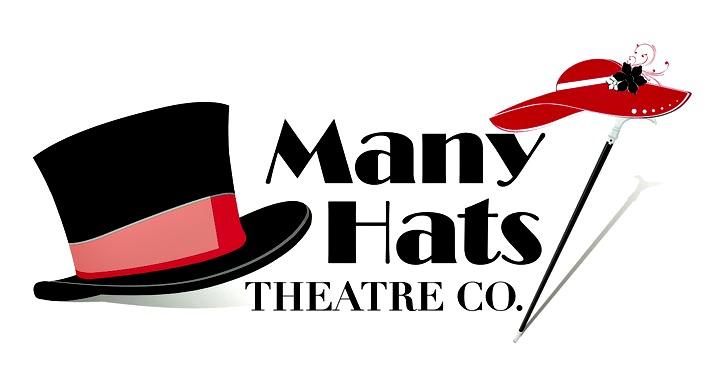 Many Hats Logo full