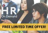 HR On Demand 30 Day Free Trial Grey