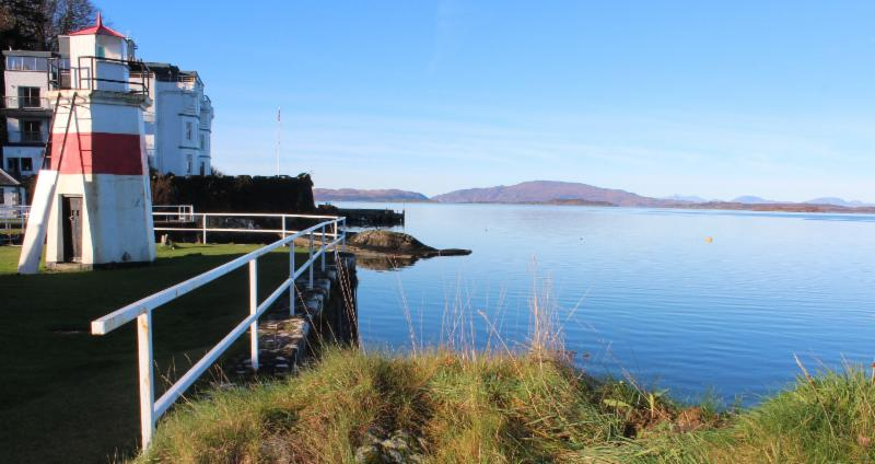 Photo of Crinan Hotel and Loch Crinan