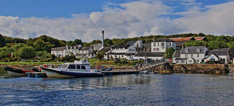 Photo of Jura Passenger Ferry at Craighouse