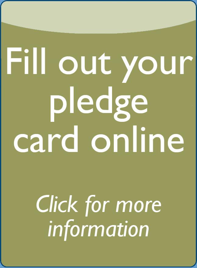 Pledge Card Button