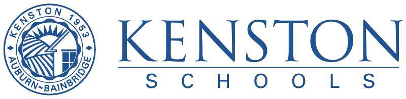 Kenston Schools logo - horz.