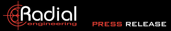 Radial Press Release Header Graphic