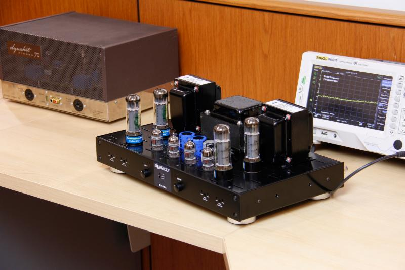 New Hafler-Dynaco 3 Tube Amplifier