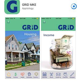 GRiD MKE app