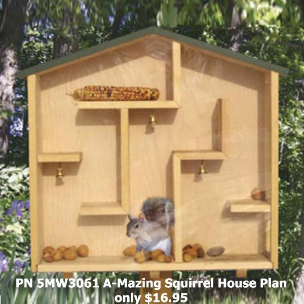 Find over 65 Birdhouse, Bird Feeders and Mailbox Plans