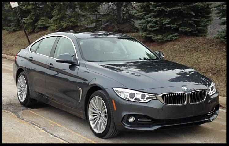 2015 BMW 428i XDrive Gran Coupe Mineral Grey Metallic With Dakota Saddle Brown Leather Interior Luxury Line Increased Top Speed 20