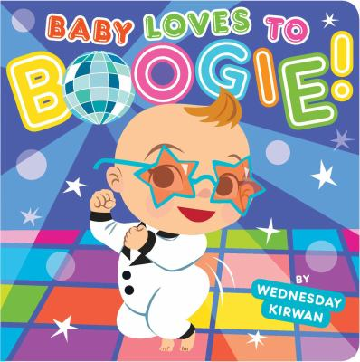 cover of Baby Loves to Boogie book
