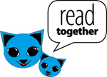 Graphic of Read Together kitties