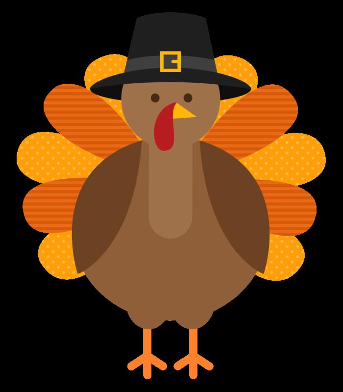 graphic of cartoon turkey