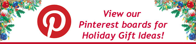 Our Pinterest Holiday Gift Ideas