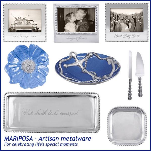 Mariposa - Artisan Metalware
