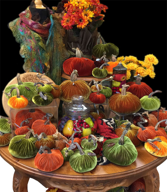 A touch of whimsy for your Fall decor!