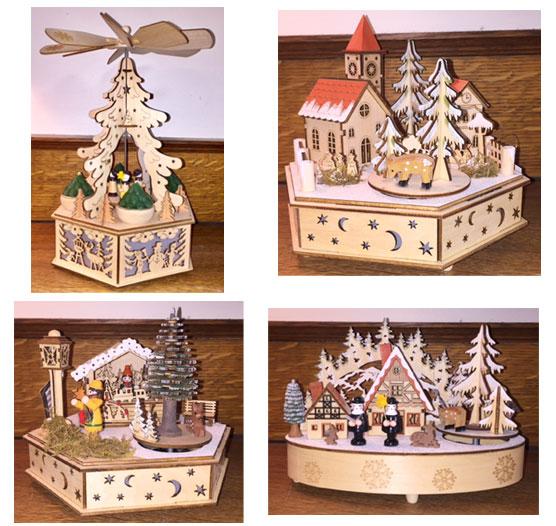 Bavarian Music Boxes