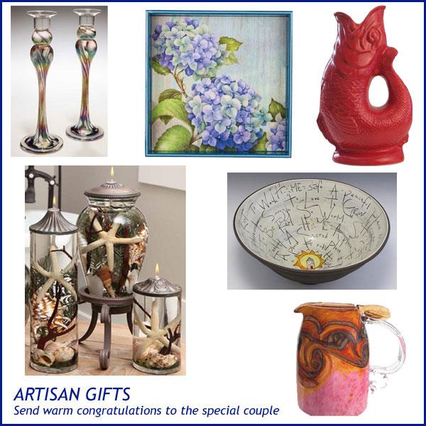 Artisan Wedding Gifts