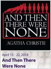 And Then There Were None - Lakeville Arts Center