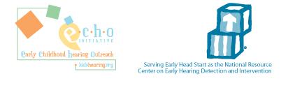 ECHO - Headstart